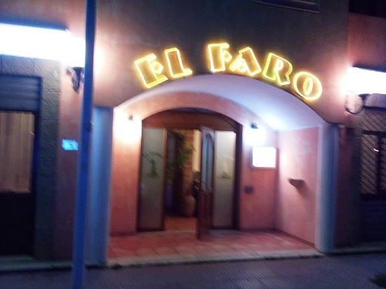 """12/07/2017 – Cena al Ristorante """"El Faro"""""""